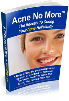 Acne No More book