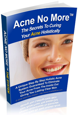 Acne No More - Acne Cure Book