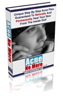 Acne No More - Open The Door To An Acne Free Life!