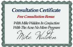 Acne No More - acne counseling